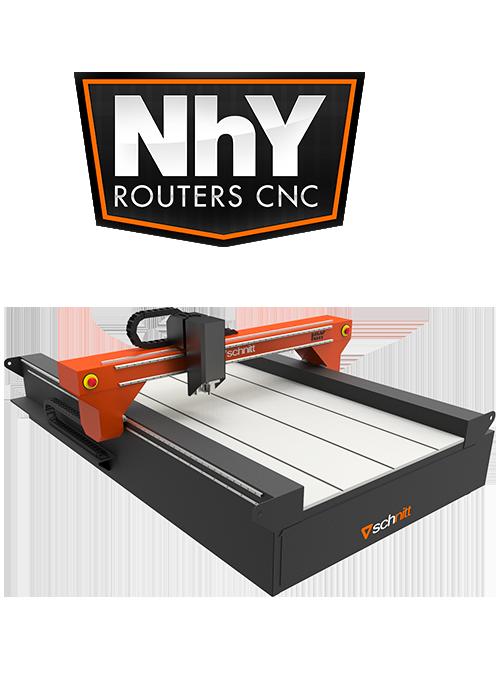 Router NhY - Schnitt